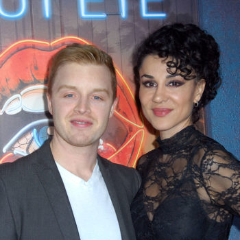 """""""Shameless"""" actor Noel Fisher got married, and we're so happy for him"""