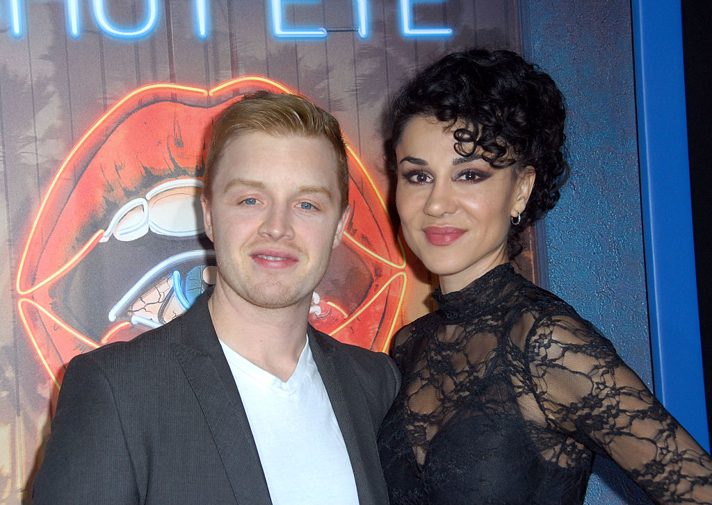 """Shameless"" actor Noel Fisher got married, and we're so happy for him"