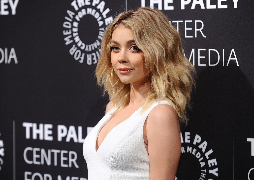 Sarah Hyland dropped the perfect summer song with a new artist called Bo Talks, and we have it on repeat