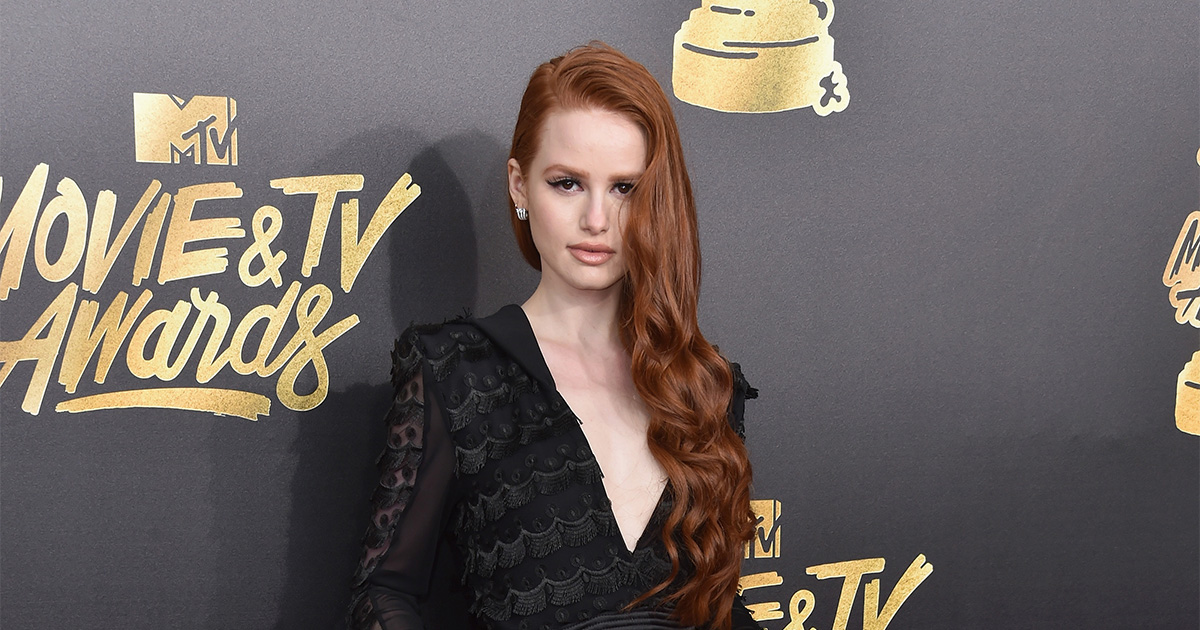 """Riverdale"" star Madelaine Petsch opened up about being bullied when she was younger, and how she overcame it"