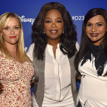 """Mindy Kaling was blown away by how generous Reese Witherspoon and Oprah were on the set of """"A Wrinkle in Time"""""""