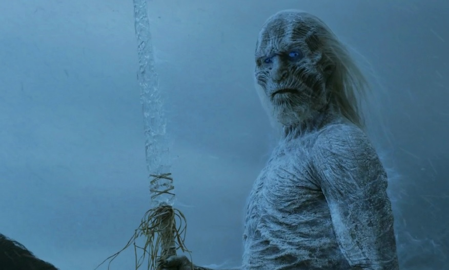 A few White Walkers showed up at King's Cross Station and thoroughly creeped everyone out