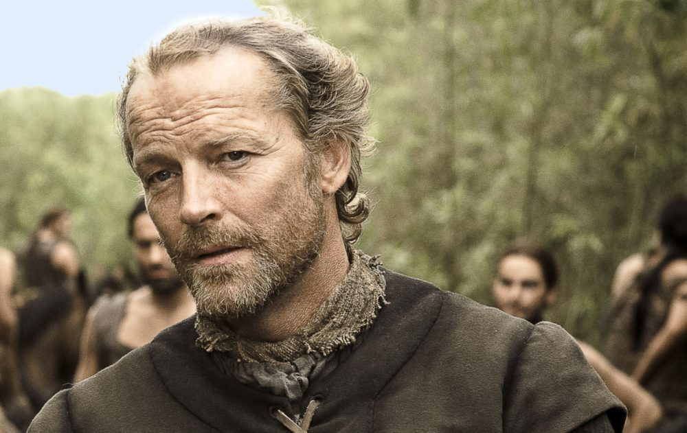 "We got an update on Ser Jorah during the ""Game of Thrones"" premiere, and things aren't good"