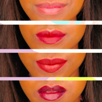 How to Make Your Lips Look Fuller Using Highlighter!