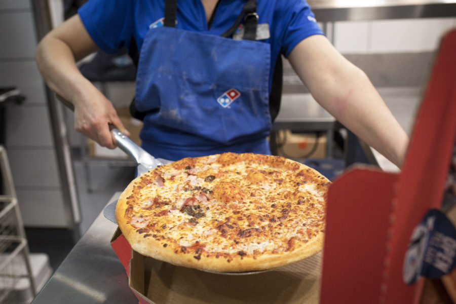 This woman made a huge mistake while ordering her Dominos pizza online, and the results were epic