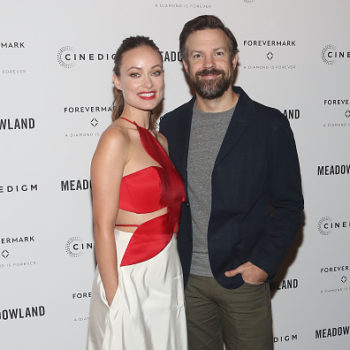 Olivia Wilde reveals she's still crushing on fiancé Jason Sudeikis after nearly 6 years with this sweet selfie
