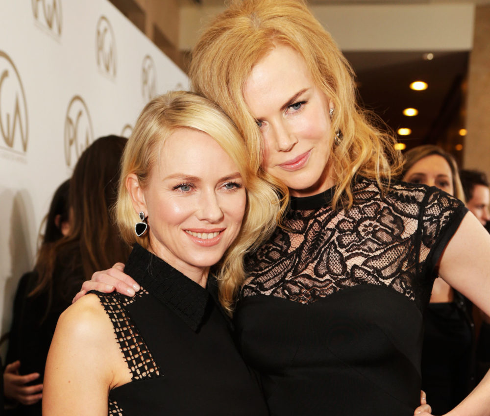 "Naomi Watts was almost in ""Big Little Lies"" with BFF Nicole Kidman, and we're so bummed that didn't happen"