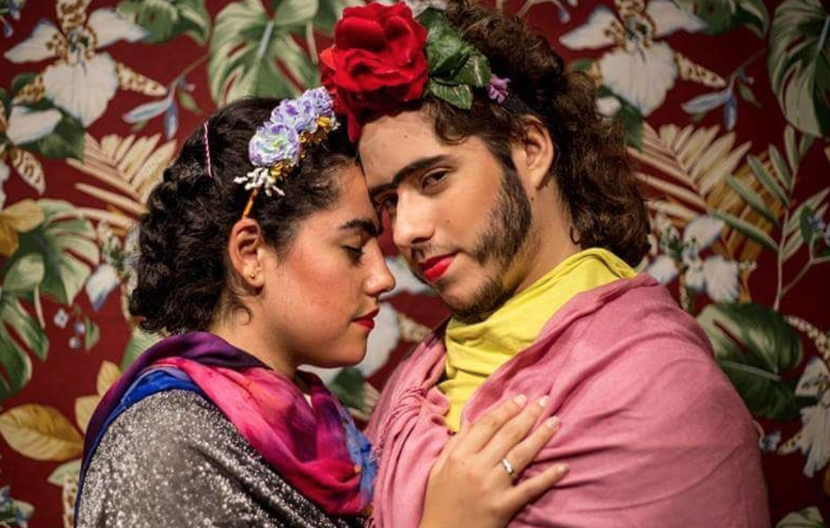 This artist is transforming people into Frida Kahlo, and where can we sign up?