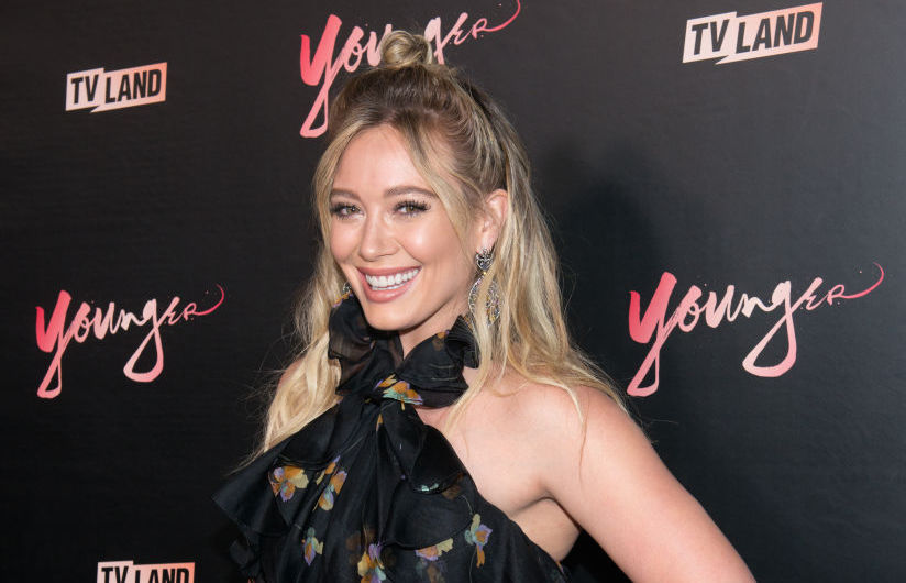 Nick Jonas left a cheeky comment on Hilary Duff's Instagram, so naturally the internet wants them to be together