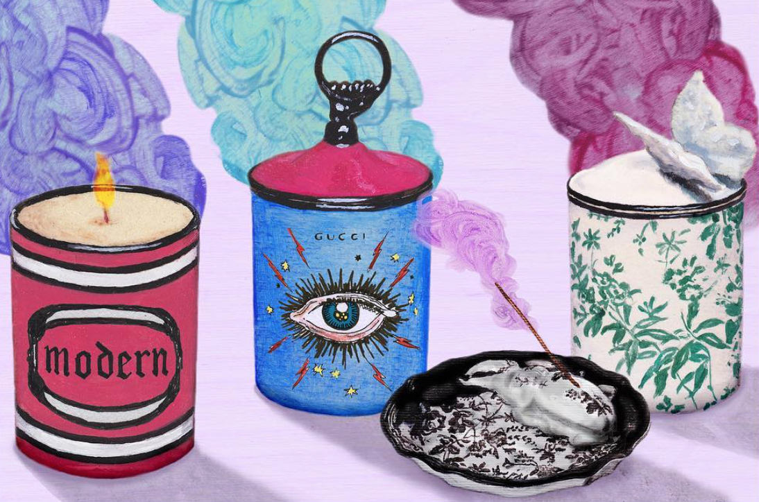 Gucci is making a home decor line that's infused with a touch of magic