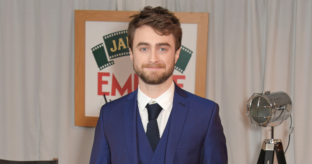 Daniel Radcliffe helped a tourist after a mugging, 'cause he's the nicest wizard around