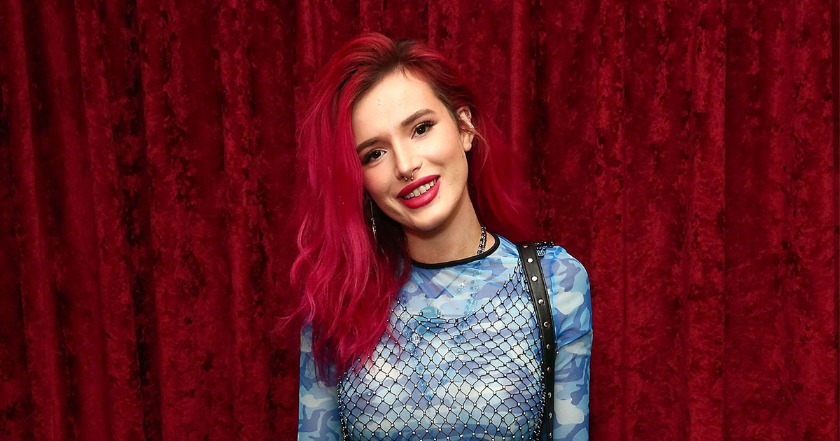 Bella Thorne wants to set the record straight about Scott Disick, Charlie Puth, and Tyler Posey