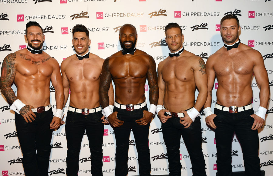 There's officially going to be a Chippendales movie, but it's not at all what you're probably imagining