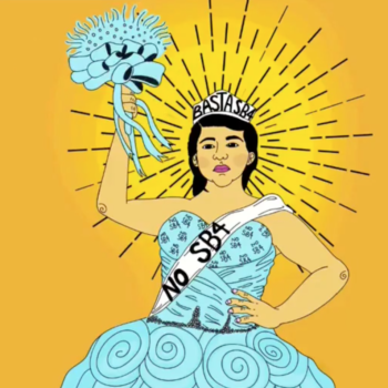 These Latinxs are dressing up in their quinceañera best to protest this Texas bill