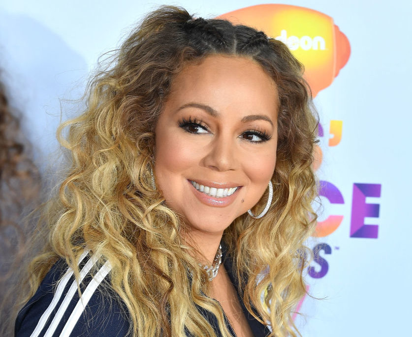 There's a TV show about Mariah Carey's life in the works, and that's all we want for Christmas