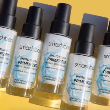 Smashbox Cosmetics just made our beauty routine easier with their new primer and moisturizer duo