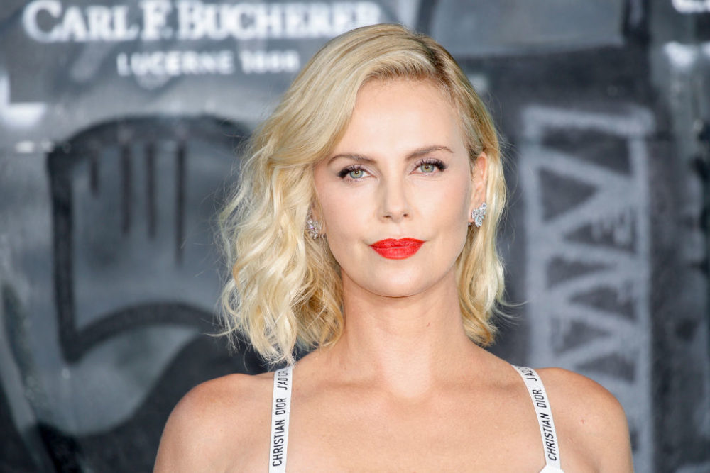 Chris Hemsworth wants Charlize Theron to be the first female James Bond, and here's how she responded