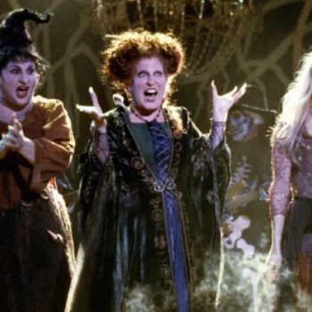 "Kenny Ortega does not want a ""Hocus Pocus"" remake — because he has a better idea"