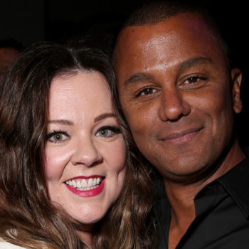 """Melissa McCarthy and Yanic Truesdale had a lowkey """"Gilmore Girls"""" reunion while on vacation"""