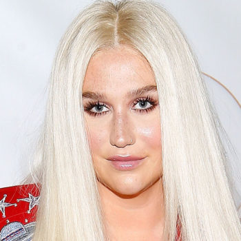 Kesha says she did a lot of healing while making her new music, and we can only imagine