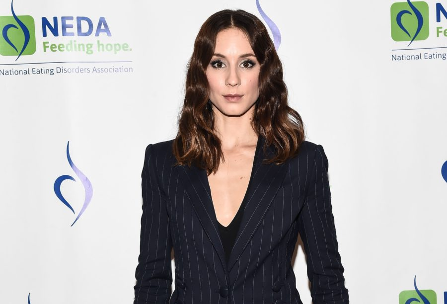 "Troian Bellisario opened up about her struggle with anorexia and the ""punishing voice in her head"""