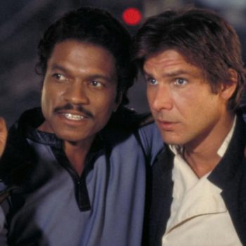 The first picture of Donald Glover in the Young Han Solo movie is here, and oh my Lando