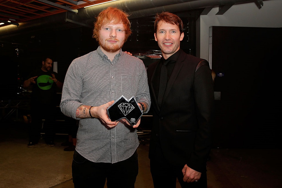 "James Blunt just tweeted the most perfect clapback to all the Ed Sheeran ""Game of Thrones"" haters"