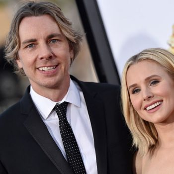 Kristen Bell posted the most romantic of messages to Dax Shepard to commemorate her birthday