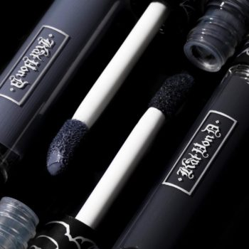 Kat Von D Beauty's new Smoke and Mirrors lipstick duo will match your gothic soul