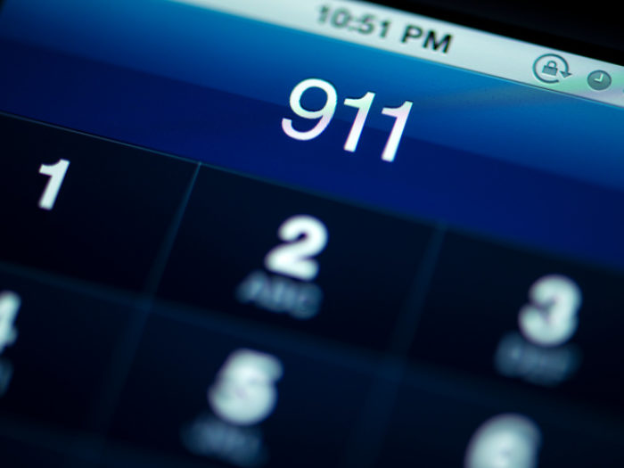 Apple patents secret 911 calling feature using fingerprint