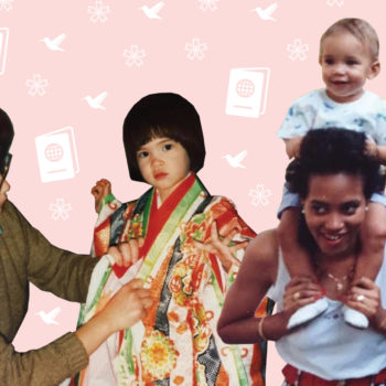 Questions from two mixed-race daughters about our strong immigrant mothers