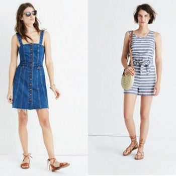 Hello, savings! Here are 16 of the BEST deals from Madewell's sale