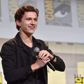 "Tom Holland wanted a ~steamy~ sex scene in ""Spider-Man: Homecoming,"" and Aunt May would so NOT approve"