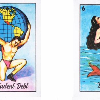 Millennial Lotería has us nostalgically searching for our beans