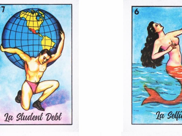 Millennial Lotería has us nostalgically searching for our ...