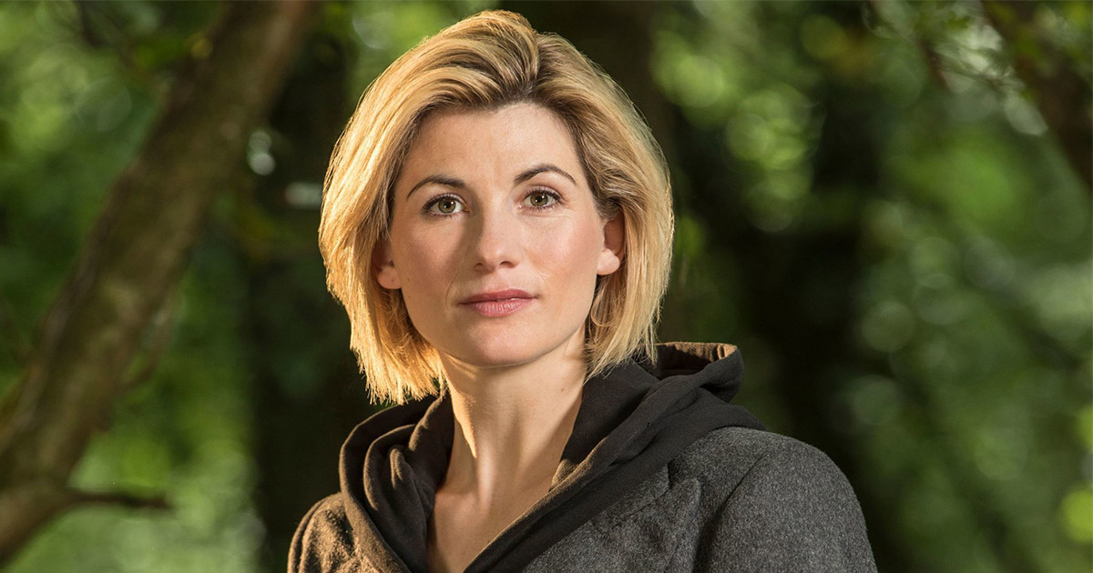 "The BBC expertly shut down sexist complaints about the new Doctor in ""Doctor Who"""