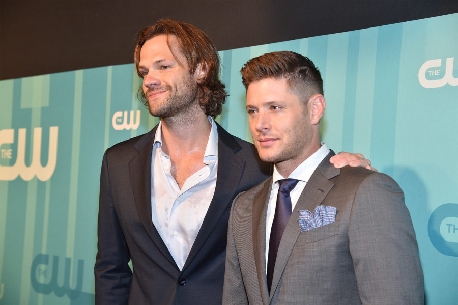 Jared Padalecki celebrated his birthday with an epic keg stand (and help from Jensen Ackles)