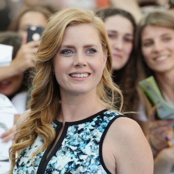 Amy Adams wore a $50 dress on the red carpet, and it's already sold out