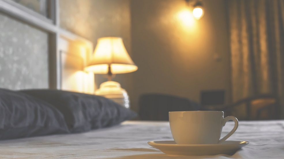 These new bed sheets are infused with coffee, and here's what that means