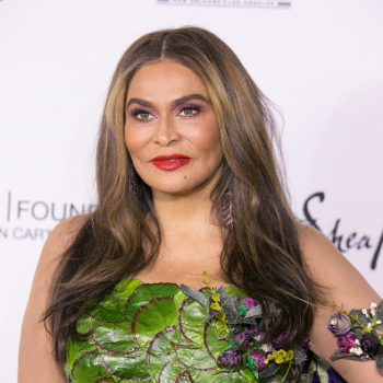 Tina Knowles jammed out to Blue Ivy's rap when driving, is all of us