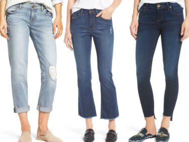 If you're petite, you'll want to shop these denim and pant styles from Nordstrom's Anniversary sale