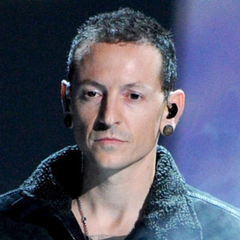 Celebrities are paying tribute to Linkin Park singer Chester Bennington