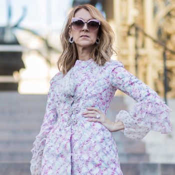 Celine Dion proved she's the ultimate fashionista with these videos from Paris Fashion Week