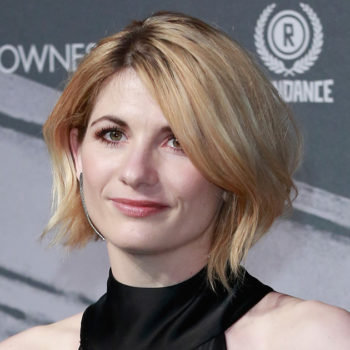 The new female Doctor Who will be paid the same as the male Doctors, because there's equality on the TARDIS