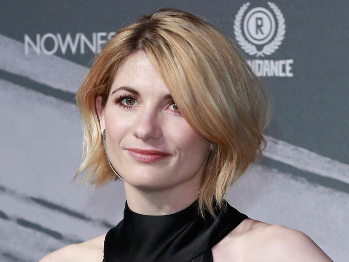 Former Doctor Who stars row over Jodie Whittaker casting