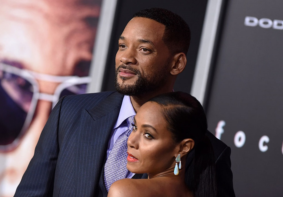 "Jada Pinkett Smith revealed how she and Will Smith keep things ""hot"" after all these years"