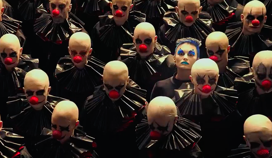 """American Horror Story"" is doing a pop-up event this Friday, but please don't go dressed as a scary clown"
