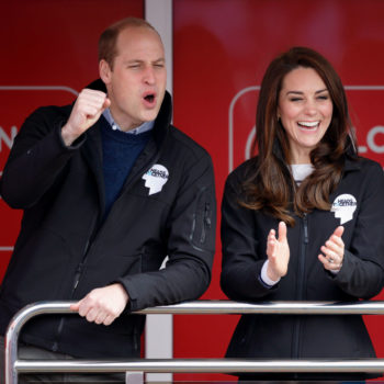 "Kate Middleton tried to get ""Game of Thrones"" spoilers out of Jaqen H'ghar"