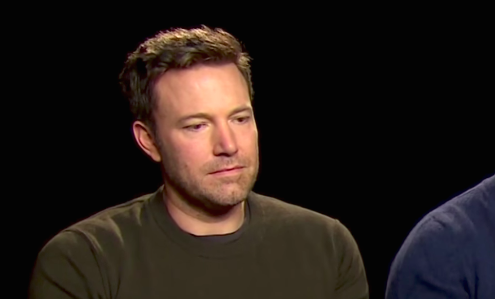 Warner Bros. might drop Ben Affleck as Batman, and this isn't awkward at all
