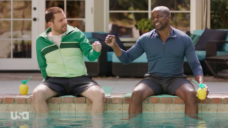 "The first teaser for ""Psych: The Movie"" is here, and have you heard about Pluto?"